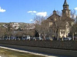 iglesia PP. Escolapios de Granada