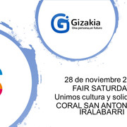 Fair Saturday a favor de Gizakia