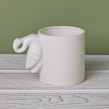 Espresso Cup with swan addition