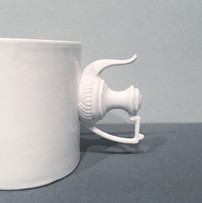 Espresso Cup with Teapot addition