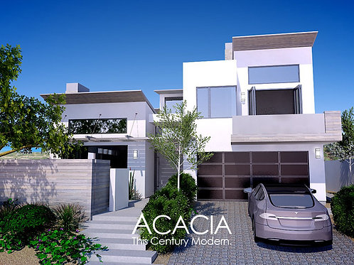 PDF file of the Acacia Construction plan set.