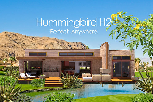 Hummingbird H2 or Snowbird Duo PDF Plan Set