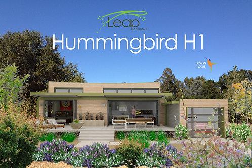 Hummingbird H1 or Snowbird S1 PDF Plan Set