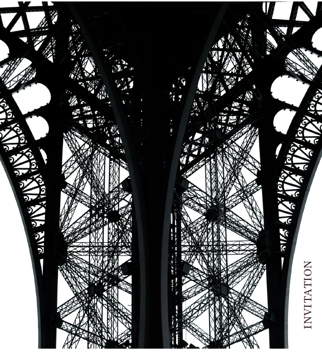 Invitation Eiffel