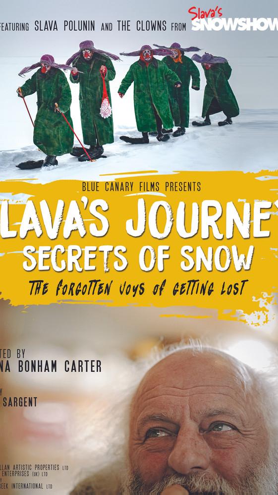 SLAVA'S JOURNEY SECRET OF SNOW