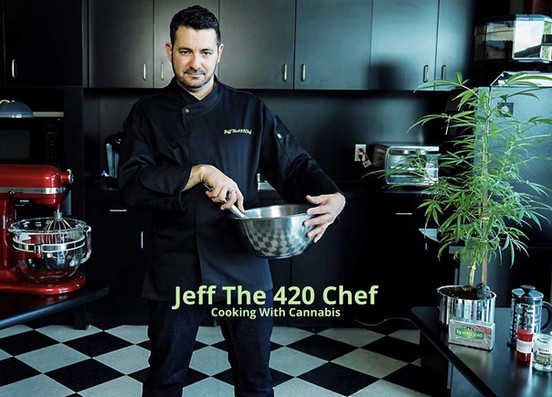 JEFF THE 420 CHEF
