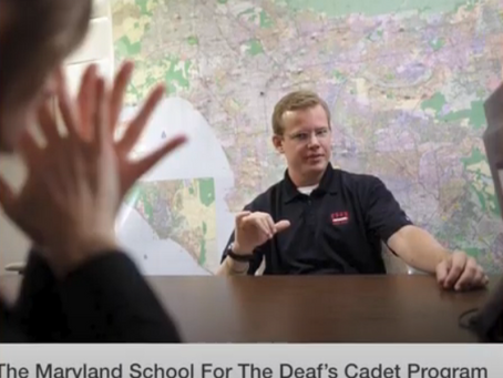 Can People Who are Deaf Serve in the Military? One Man's Quest to Say, Yes!