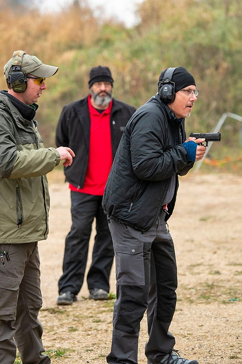 USCCA Firearms Instructor Workshop
