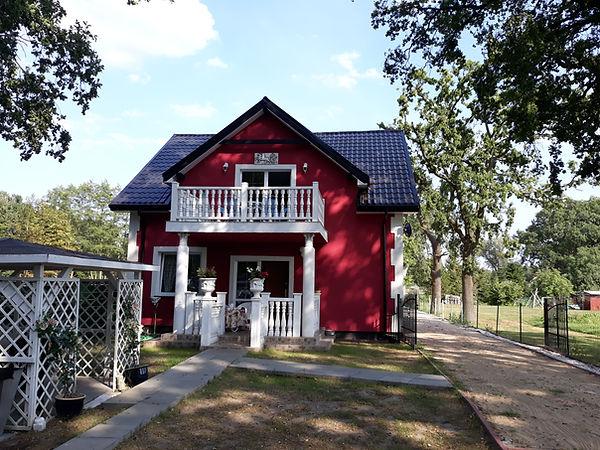 Ferienwohnung Seeadler - Ganzjährige Ferienwohnung für 4 bis 5 Personen und max. 3 Hunde ausgelegt (Grace und Jan Lukasiak).