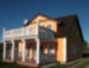 Ferienhaus Orange - Schickes ganzjähriges Landhaus für einen erholsamen Urlaub bis 10 Personen und bis 5 Hunde (Grace und Jan Lukasiak).