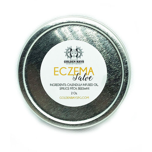 Eczema Salve - 2oz.