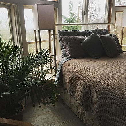 Yurt Glamping Vacation Rental in Asheville NC