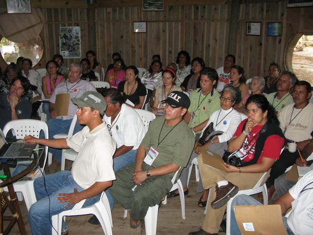 Encuentro Ecoturismo 2016