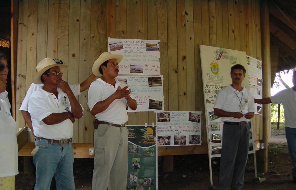 2003. Presentación