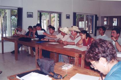 Capacitacion 2003