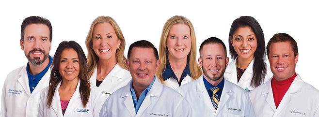 Suncoast Family Medical Associates Group Photo- All Providers