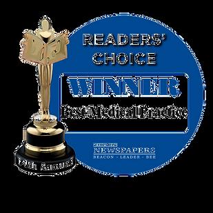 2021 Readers Choice Winner Best Medical Practice Tampa Bay Newspapers