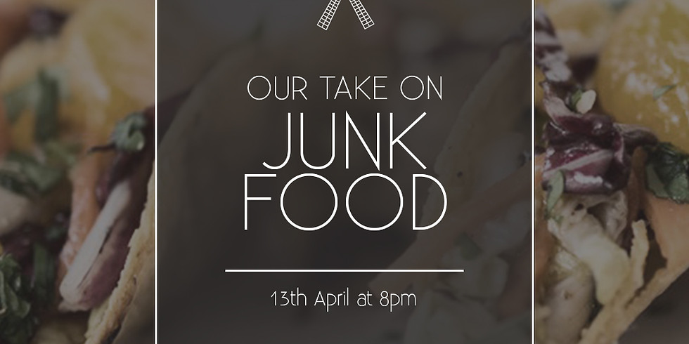 Our take on junk food