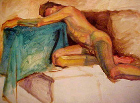 Nude at Rest