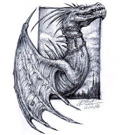 Vault Dragon (Harry Potter)