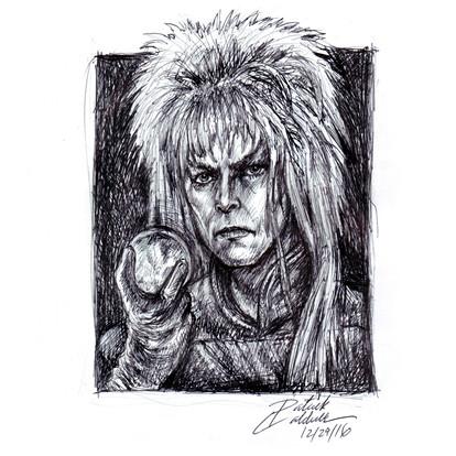 Goblin King (Bowie)