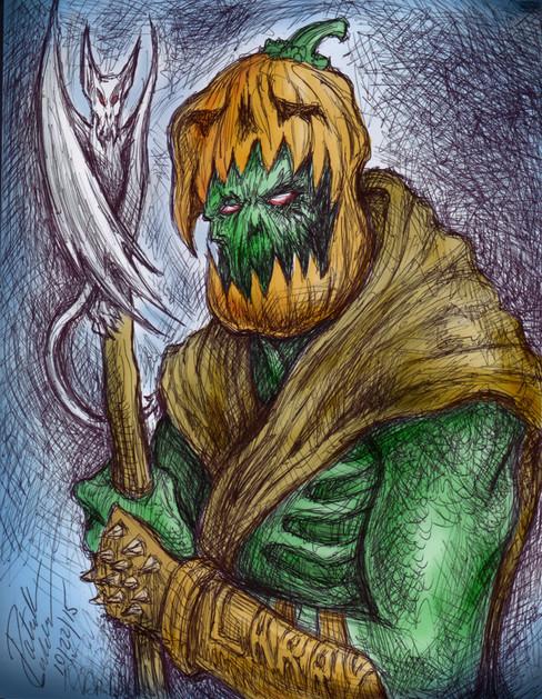 Halloween Warrior