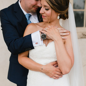French Creek Golf Course Wedding / Ashley & Matthew / By Anthony