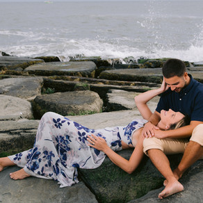 Ocean City Engagement / Sam & Julie / By Iryna