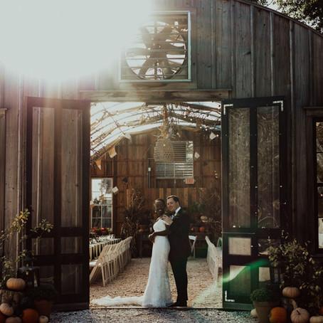 Beach Plum Farm Wedding