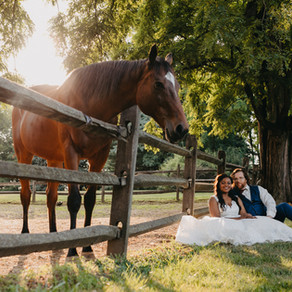 Knowlton Mansion Wedding / Ahsika & Mike / By Allie