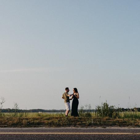 Ocean City Bay Engagement
