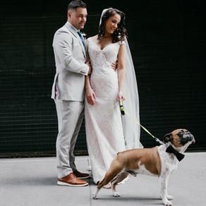 Tendenza Wedding / Joanna & William / By Joe
