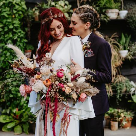 Terrain Glen Mills Wedding