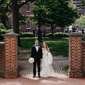 Down Town Club Wedding / Hilary & Tim / By Allie