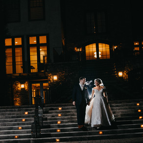 Lake House Inn Wedding / Lauren & Nick / By Allie