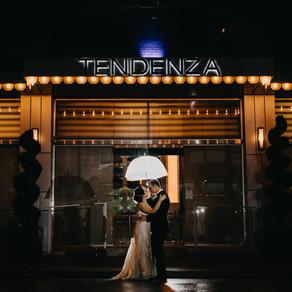Tendenza Wedding / Krysta & Jeff / By Allie