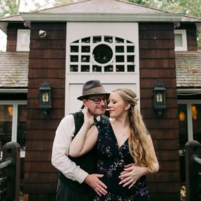 Skippack Engagement / Lisa & John / By Iryna