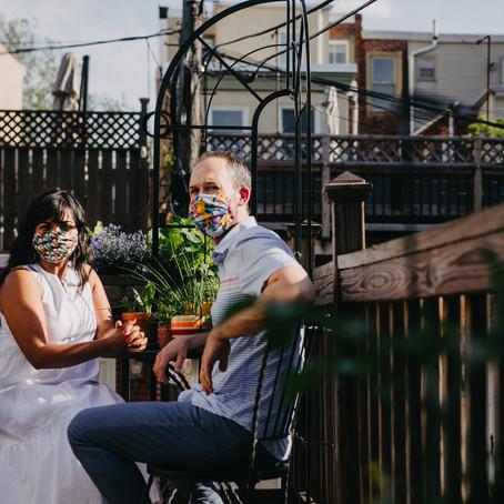 Jaya & Kevin Backyard Session