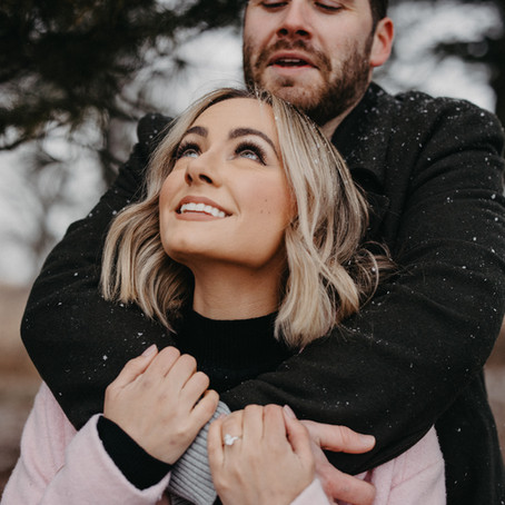 Snowy Valley Forge Engagement