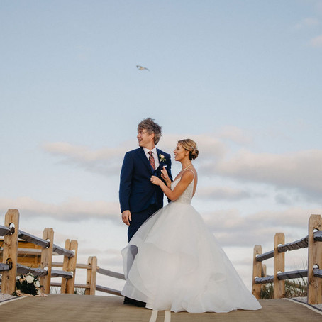 Beach Micro-Wedding