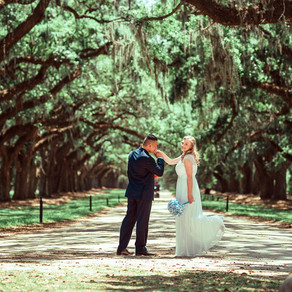 Charleston Elopement / Bashir and Victoria / By Iryna