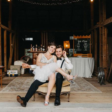 Backyard Wedding @ Rickert Farm
