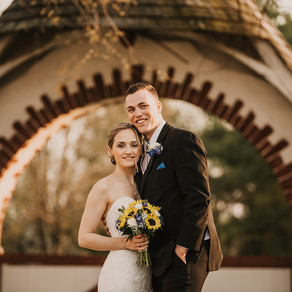 Normandy Farm Wedding / Melissa & Justin / By Sarah