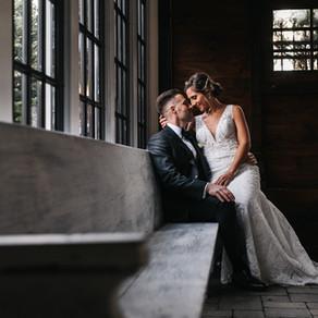 Hamilton Manor Wedding / Kelsey & Nicholas / By Allie