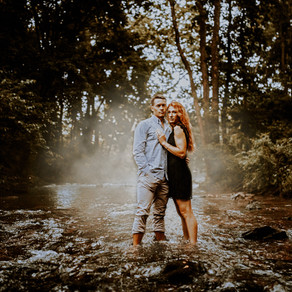 Valley Forge State Park / Sarah & Dan / By Alexzandra