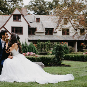 Hotel Du Village Wedding / Cristina & Wali / By Allie