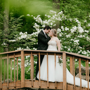 Holly Hedge Wedding / Christina & Tom / By Sarah