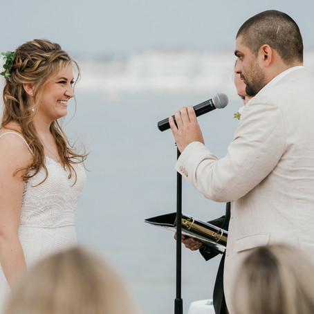Cape May Wedding
