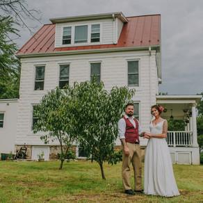 Barn Wedding / Krista & Bran / By Alex