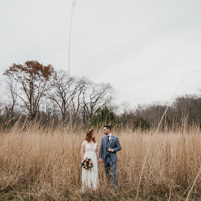 Normandy Farm Wedding / Kate & Joe / By Allie